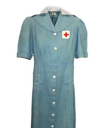 VAD Uniform Dress, 1940
