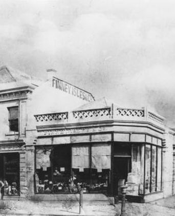 Finney Isles & Co. Brisbane, c1879 (State Library Qld)