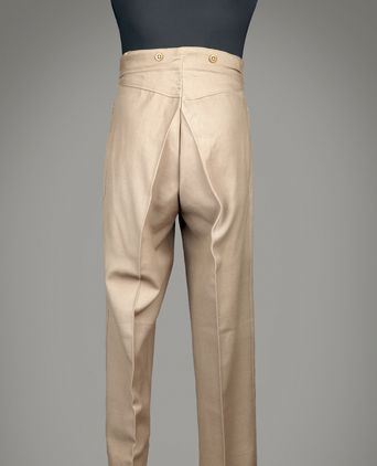 Rear view of trousers