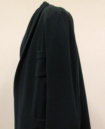 Jimmy Sharman's Dressing Gown - Side view