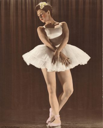 Pauline Harvey ballet, Wagga, early 1940s