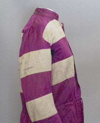 Jockey jacket right side