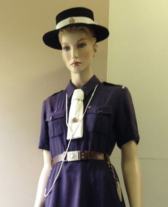 Girl Guides Queensland Cadet Uniform