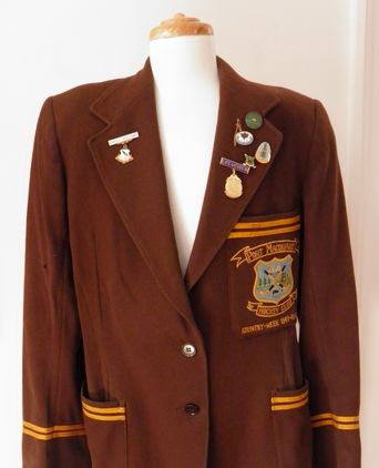 Hockey blazer