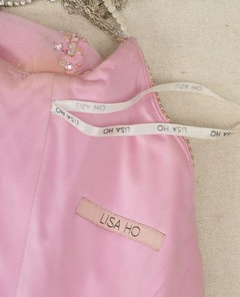 Lisa Ho manufacturer's label
