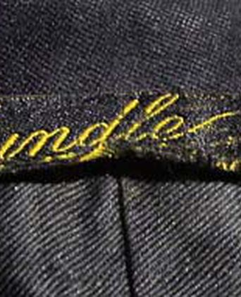 Jacket Rundles label
