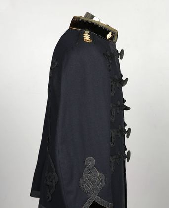 Right sleeve of Inspector Dress Tunic