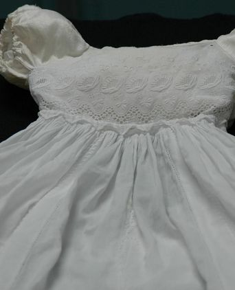 Broderie Anglaise Bodice
