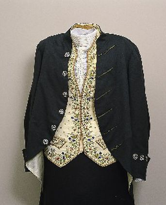 Court Costume. Photo: Historic Houses Trust of NSW