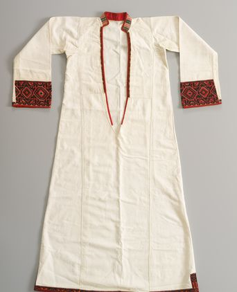 Macedonian linen shift