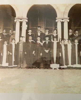 Margaret Eliza MacKenzie Front row third from the right